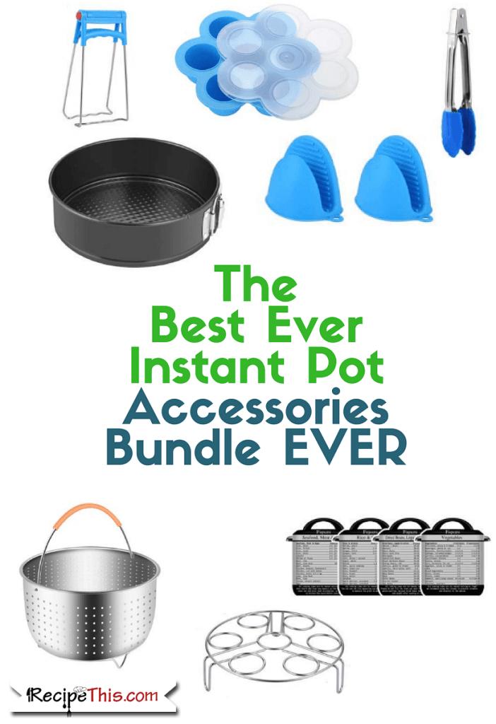 The Best Ever Instant Pot Accessories Bundle Ever