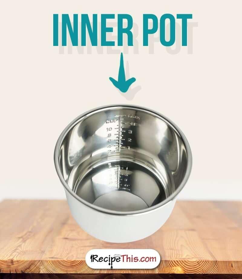 Instant Pot | Instant Pot Inner pot