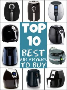 The Top Best Air Fryers To Buy
