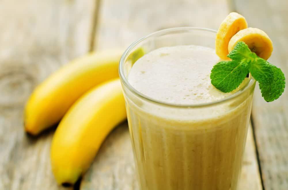 """""""banana milkshake"""""""