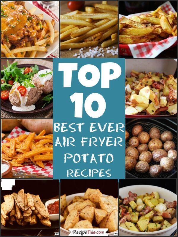 Top 10 Best Ever Air Fryer Potato Recipes