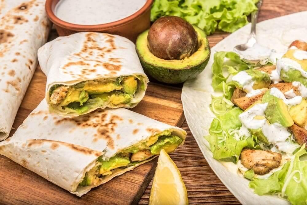 Welcome to my turkey and avocado blender burritos recipe.