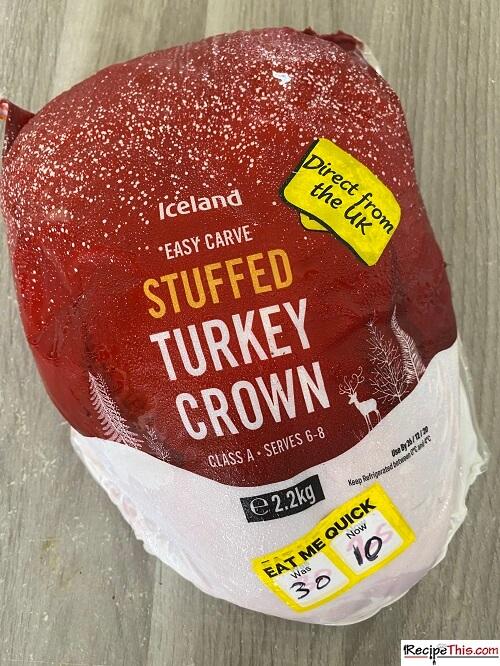 Turkey Crown In Ninja Foodi