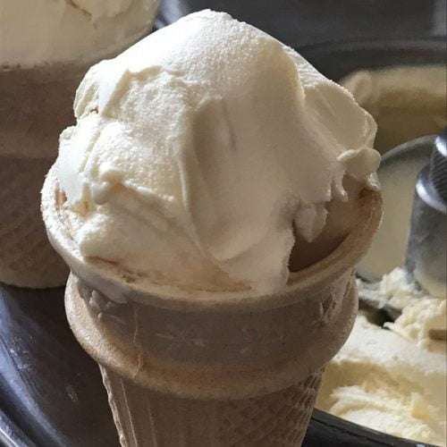 Vanilla Ice Cream Recipe For Ice Cream Maker