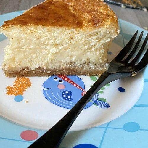 air fryer cheesecake