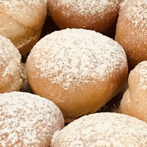 air fryer doughnut holes