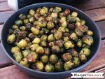 air fryer frozen brussel sprouts