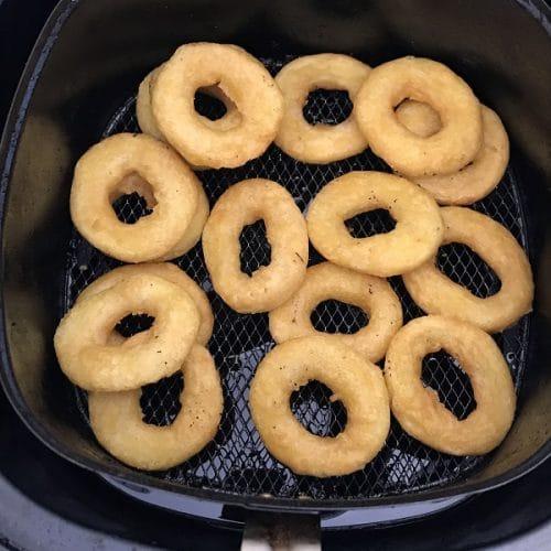 air fryer frozen calamari rings