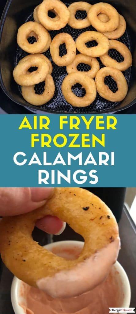 air fryer frozen calamari rings at recipethis.com