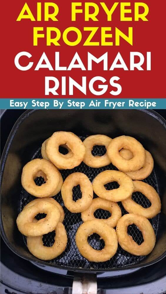 air fryer frozen calamari rings recipe