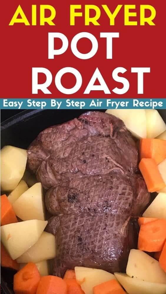 air fryer pot roast