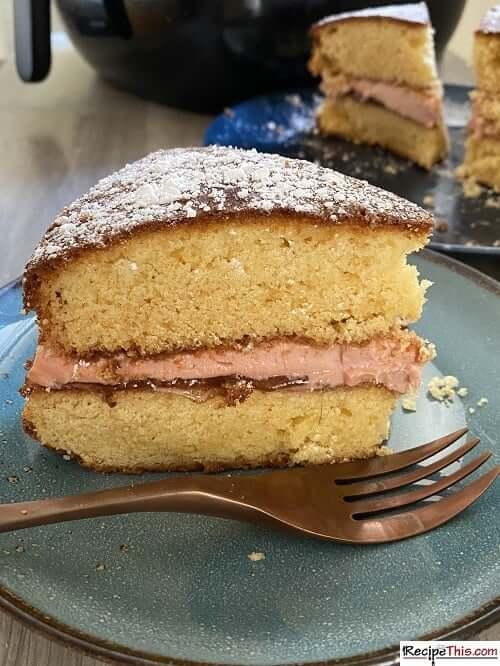 air fryer sponge cake