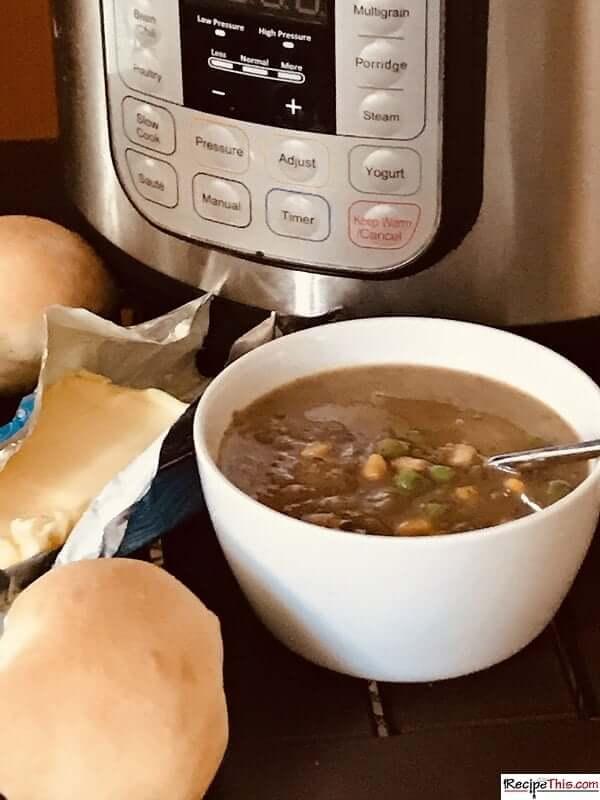 beef shin soup