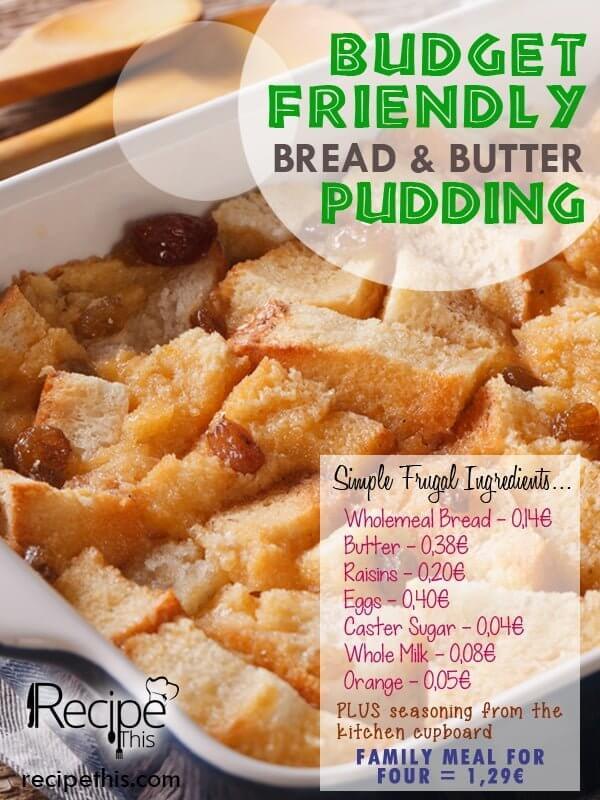 """""""bread pudding"""""""