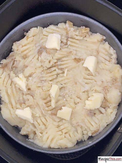 can you reheat mashed potatoes