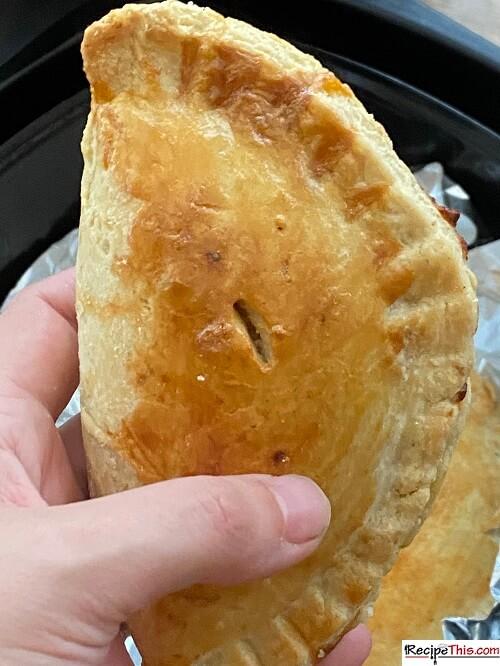 corned beef pasty