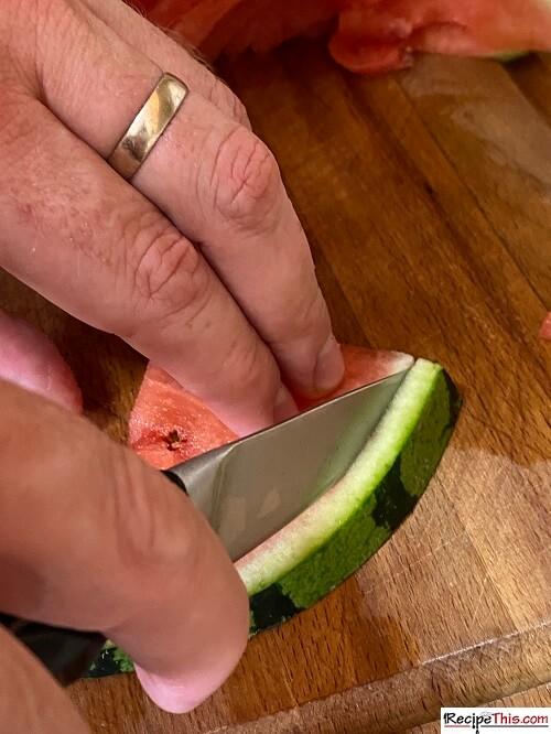 dehydrate watermelon