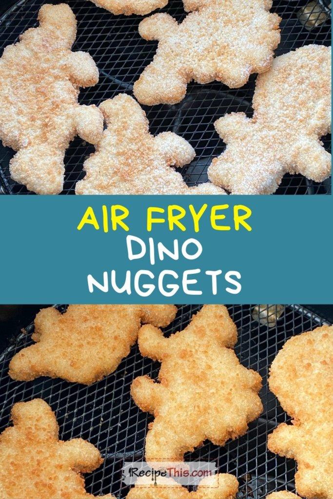 dino nuggets air fryer