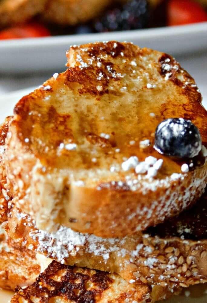 Easy Skinny French Toast Recipe