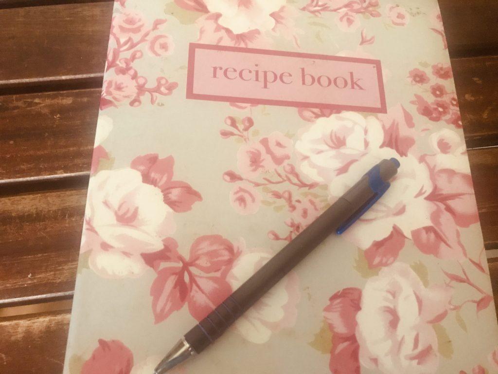homemade cookbook for beginner cooks