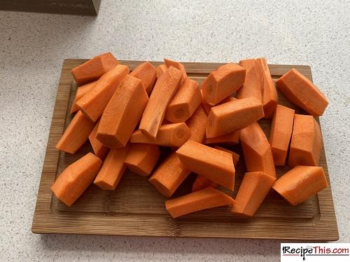 honey carrots in slow cooker