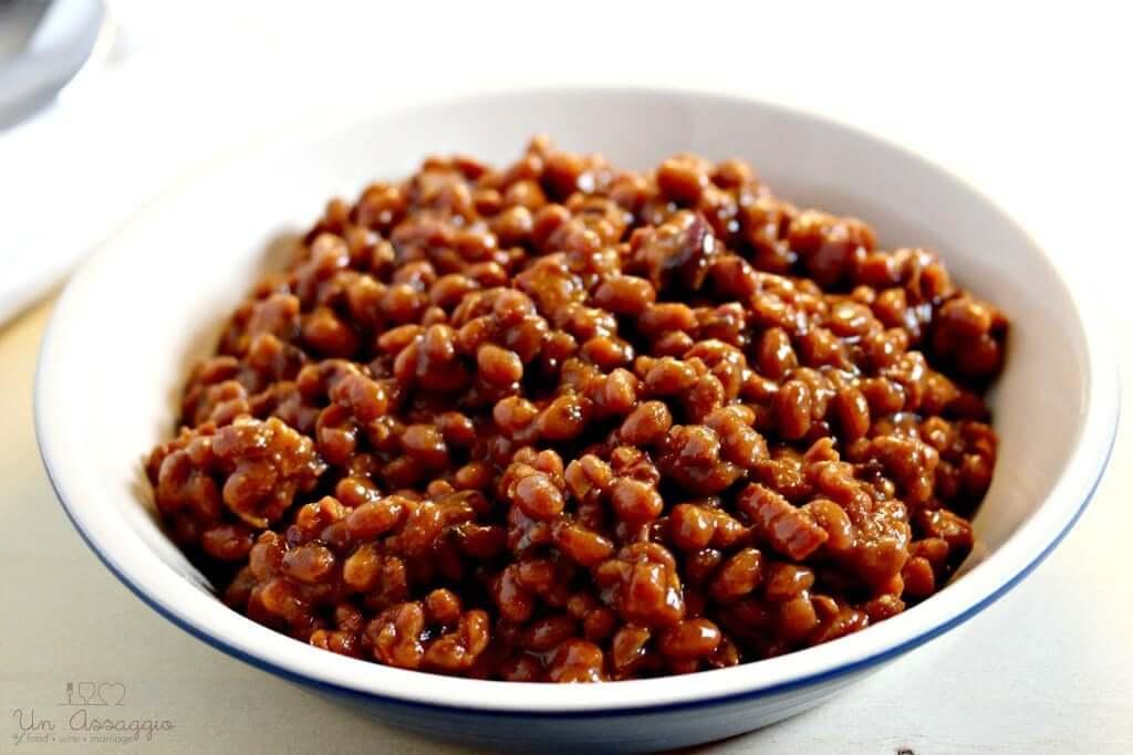 Instant Pot   instant Pot baked beans