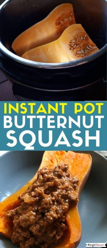 instant pot butternut squash at recipethis.com