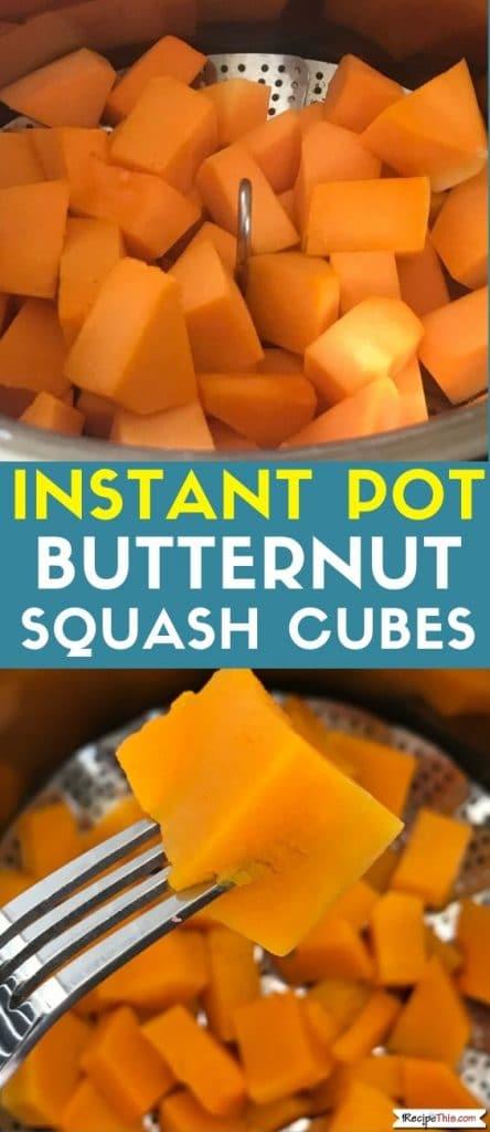 instant pot butternut squash cubes at recipethis.com