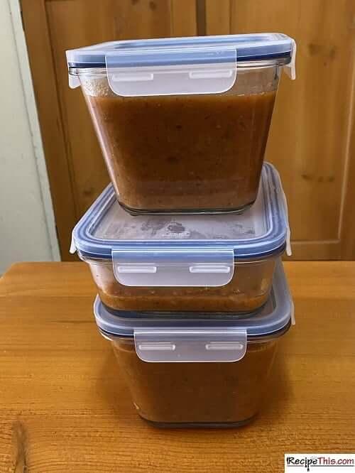 instant pot cabbage soup for freezer