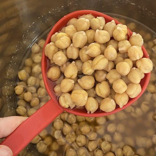 instant pot chickpeas