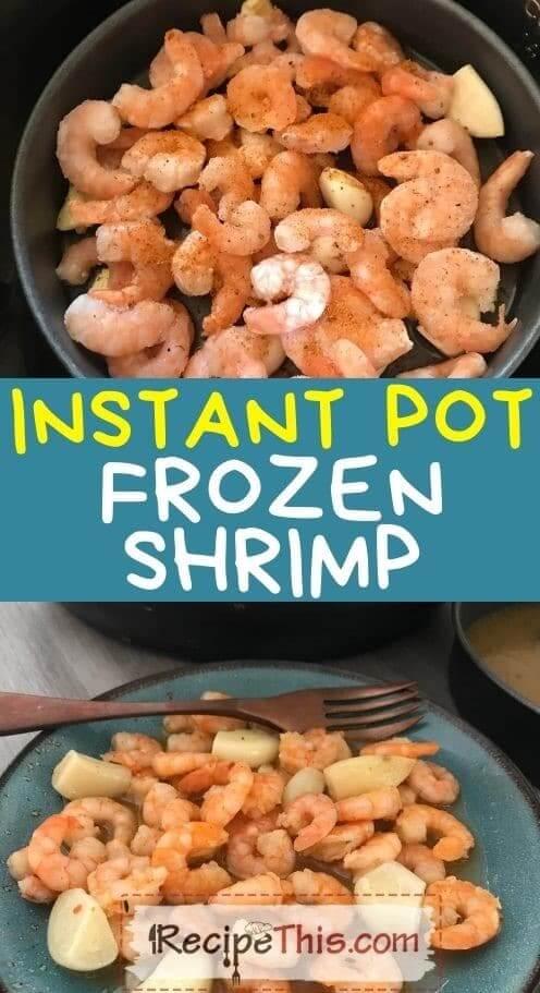 instant pot frozen shrimp at recipethis.com