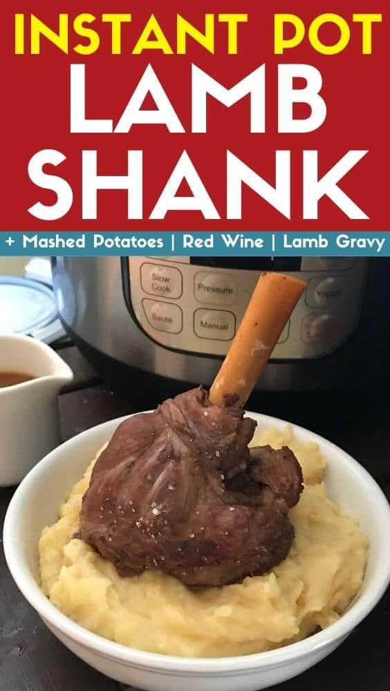 instant pot lamb shank recipe
