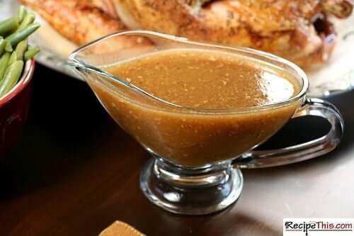 instant pot turkey gravy