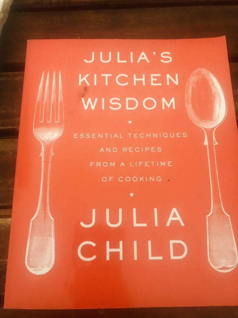 julia childs cookbook for beginners