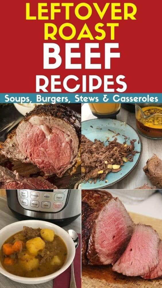 leftover roast beef recipes including soups stews casseroles