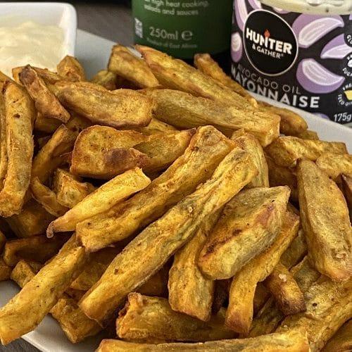 ninja foodi sweet potato fries