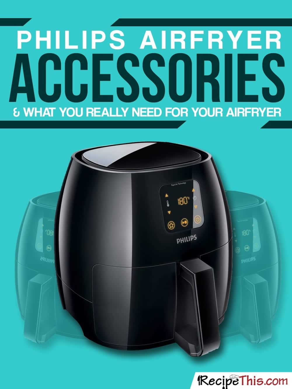 Marketplace | Philips Airfryer Accessories & What You Really Need