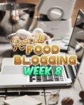 Real Life Food Blogging Week 8 (food blogging throughout Christmas)