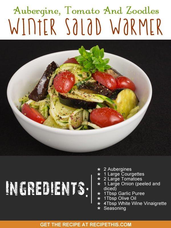 """winter salad"""