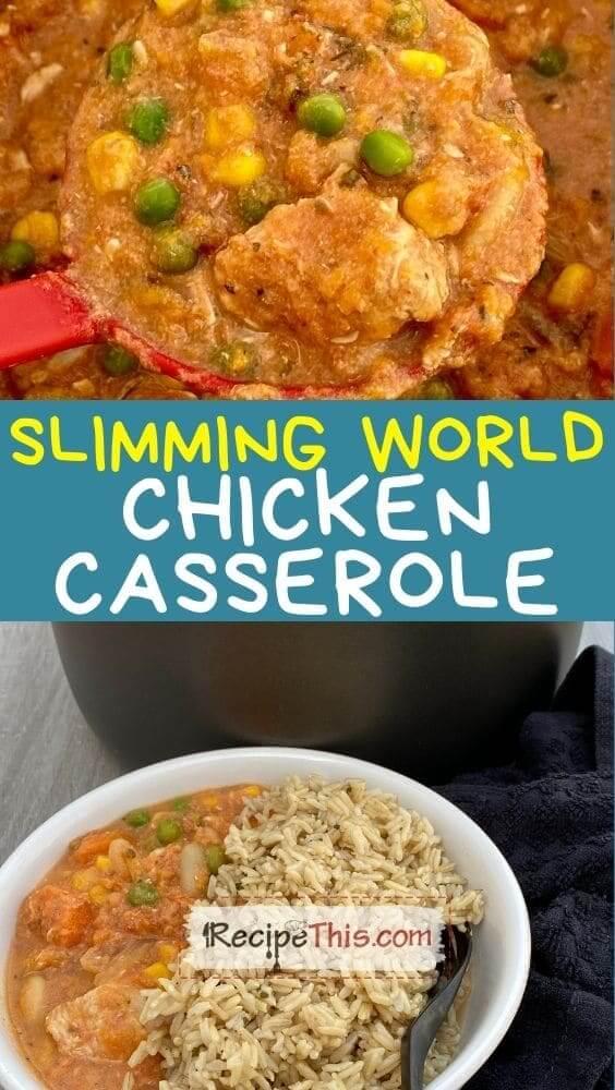 slimming world chicken casserole at recipethis.com