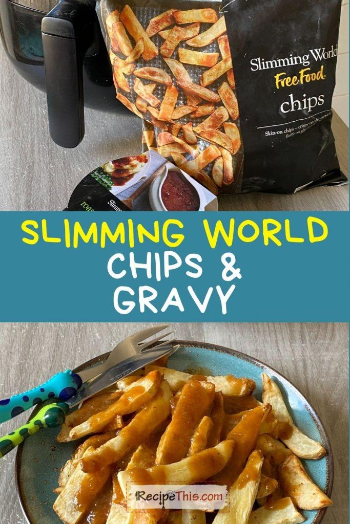 slimming world gravy