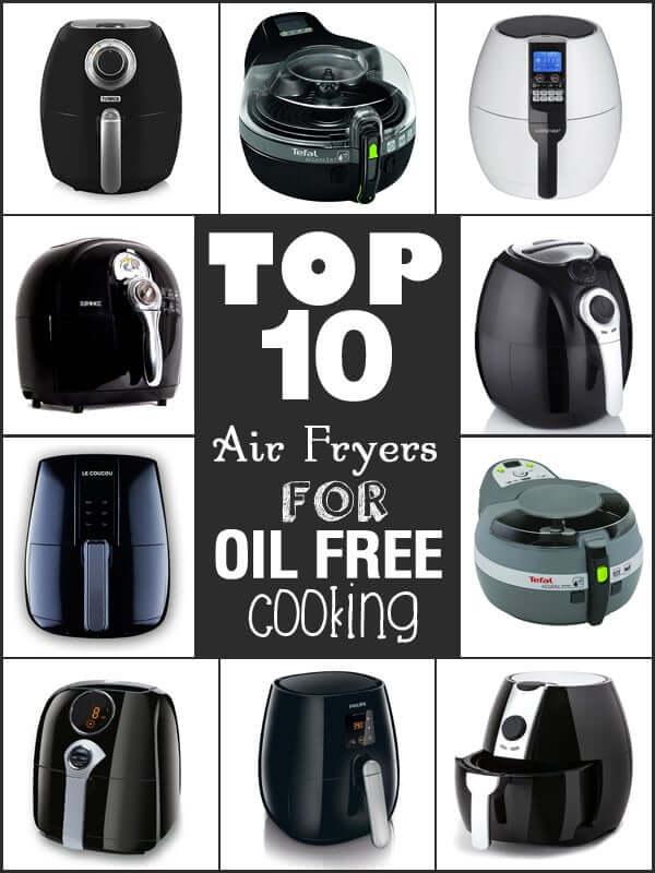"""""""top 10 air fryers"""