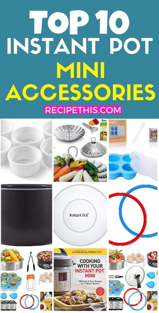 top 10 instant pot mini accessories