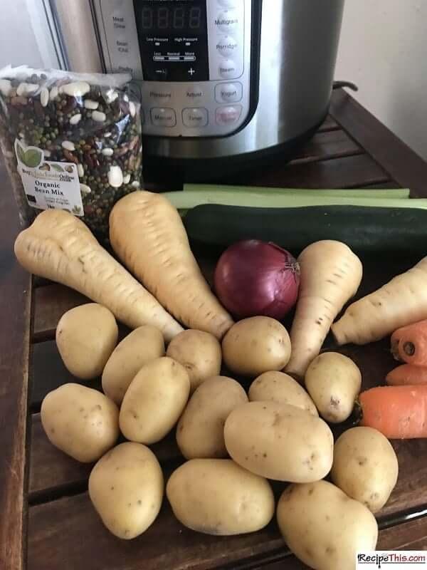 tuscan bean stew ingredients