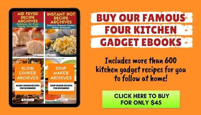 whats in The kitchen gadgets recipe bundle